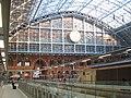 The Eurostar terminus at St Pancras International Station - geograph.org.uk - 792960.jpg