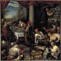 The Feast of Anthony and Cleopatra (Leandro Bassano) - Nationalmuseum - 17082.tif