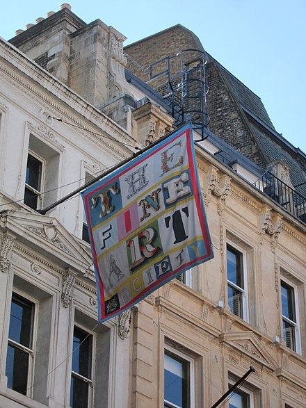 The Fine Art Society, London