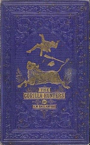 The Gorilla Hunters cover