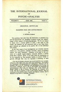 The International Journal of Psycho-Analysis II 1921 2.djvu