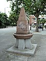 The Leonard Montefiore Drinking Fountain, Stepney - East London. (4771540585).jpg
