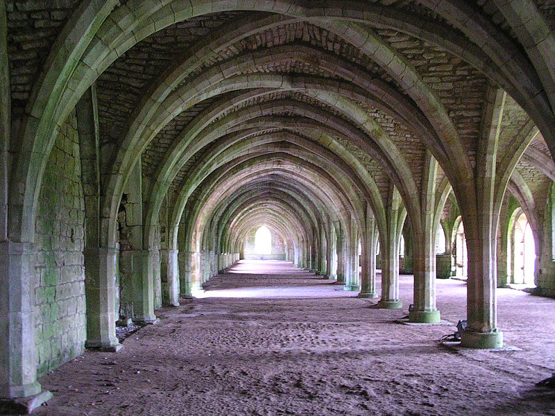 Fichier:The Monks' Refectory.JPG