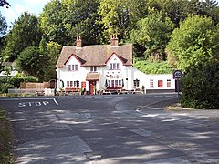 The Old Inn, Allington - geograph.org.uk - 560665.jpg