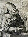 The Phillip Medhurst Picture Torah 262. Zebulun. Genesis cap 49 v 13. De Geyn.jpg