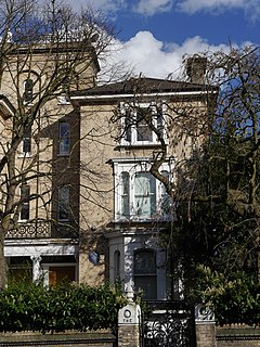 The Pines, Putney house in Putney, London