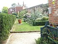 The Porter's Lodge Garden at Portsmouth Dockyard - geograph.org.uk - 898813.jpg