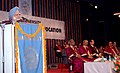 The Prime Minister, Dr. Manmohan Singh addressing at the convocation of Goa University on December 28, 2007.jpg