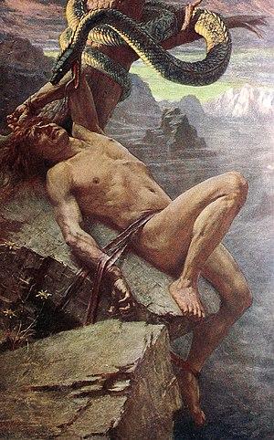 J. Doyle Penrose - Image: The Punishment Of Loki