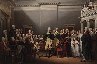 The Resignation of General Washington, December 23, 1783