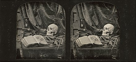 The Sands of Time, a Williams daguerreotype stereograph (1850 - 1852) The Sands of Time - Google Art Project.jpg