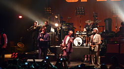 The Specials musika taldea 2009an.