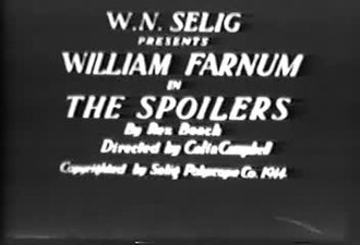 File:The Spoilers (1914).webm