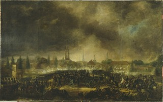 The Storming of Leipzig