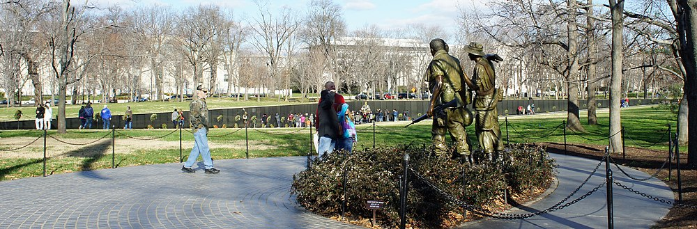 Vietnam Veterans Memorial Wikipedia