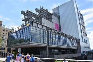 Art Museum in Lower Manhattan, New York City