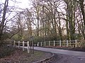 The bridge at Wittensford, New Forest - geograph.org.uk - 92935.jpg
