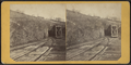 The entrance of the Shawangunk Tunnel, on the east side, by C. C. Williams.png