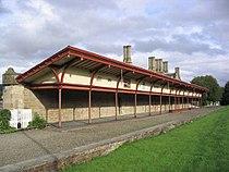 The former Melrose Railway Station - geograph.org.uk - 255694.jpg
