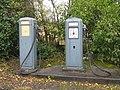 The petrol pumps at Clintmains - geograph.org.uk - 992705.jpg