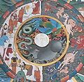 The wheel of life, Trongsa dzong より「三毒」.jpg