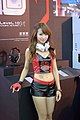 Thermaltake Technology promotional models at Computex 20130607a.jpg
