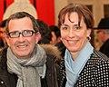 Thierry Roos et Fabienne Keller, 2012.jpg