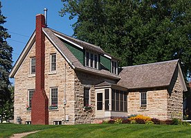 Thomas and Bridget Shanahan McMahon House