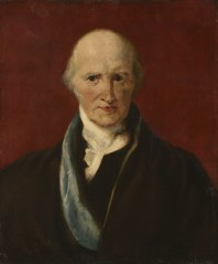 Portrait of Benjamin West