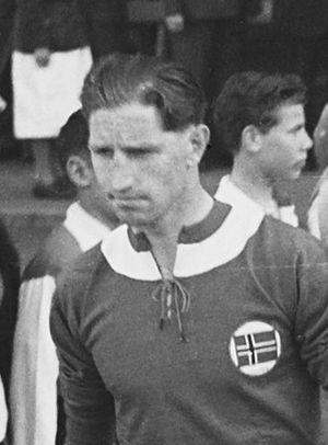 Thorbjørn Svenssen - Thorbjørn Svenssen in 1951