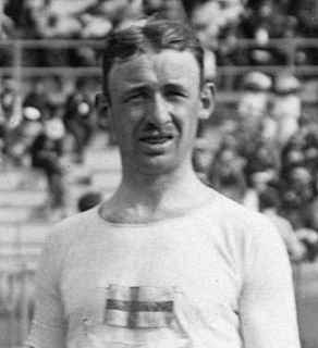 Thorild Olsson Swedish long-distance runner
