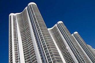 Trump Towers (Sunny Isles Beach) - Trump Towers in Sunny Isles Beach, Florida.