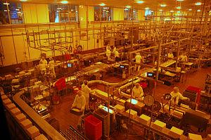 Tillamook, Oregon - Inside the Tillamook Cheese Factory