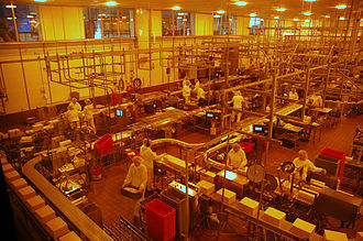 Tillamook, Oregon - Inside the Tillamook Cheese Factory