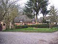 Timber framed thatched cottage in Fittleton - geograph.org.uk - 363649.jpg