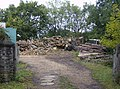 Timber yard at Pallancegate - geograph.org.uk - 571707.jpg