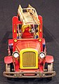 Tin toy fire truck, pic-008.JPG