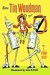Capa do livro The Tin Woodman of Oz