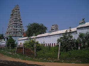 Masilamaniswara Temple, Thirumullaivoyal - Image: Tirumullaivayil 3