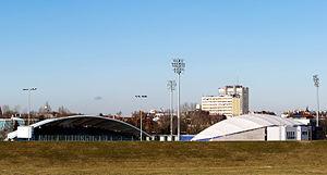 Tiszaligeti Stadion - Image: Tiszaligeti stadion
