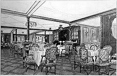 Titanic A La Carte restaurant.jpg