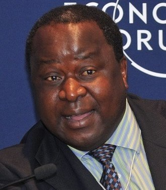 Minister of Finance (South Africa) - TitoMboweni