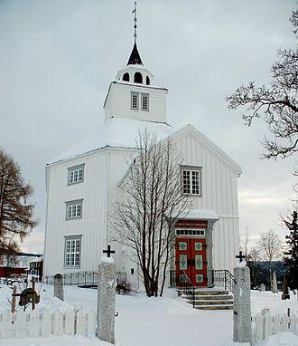 Tolga, Norway - Tolga Church