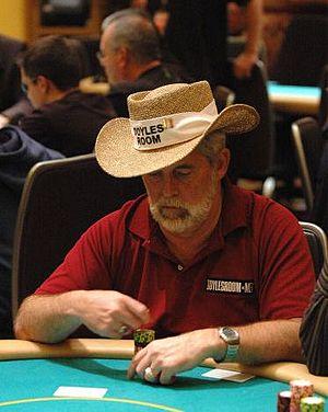 Tom Franklin (poker player) - Franklin in the 2006 World Series of Poker