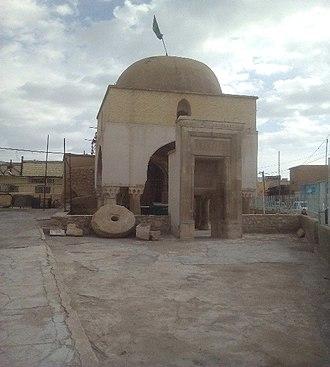 Tomb of Sheikh Yusof Sarvestani - Image: Tomb of Sheikh Yoosof Sarvestani 1