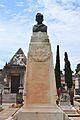Tomba de Vicent Boix i Ricarte, cementeri general de València.JPG