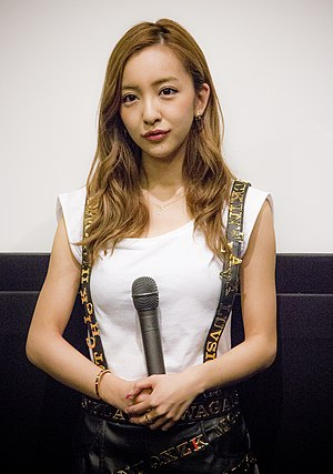 Tomomi Itano - Tomomi Itano at the J-POP Summit Festival 2014 press conference in San Francisco, USA