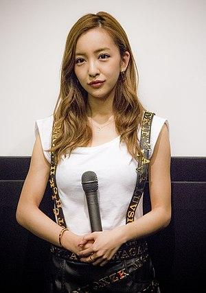 Tomomi Itano - Tomomi Itano at the J-POP Summit Festival 2014 press conference in San Francisco, USA