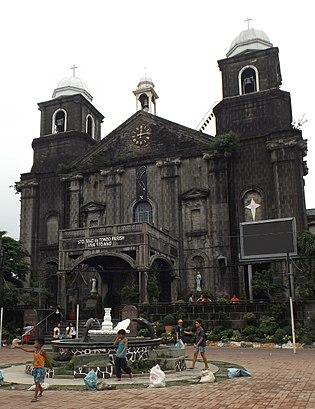 Paano pumunta sa Tondo Church gamit ang pampublikong transportasyon - Tungkol sa lugar