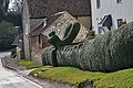 Topiary in Little Weighton - geograph.org.uk - 798568.jpg